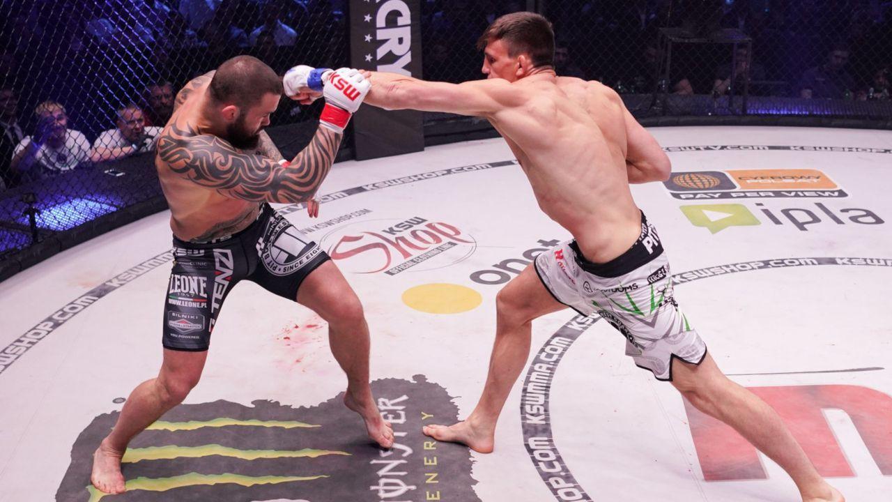 Das sind die KSW-Champions 04 - Bildquelle: KSW MMA