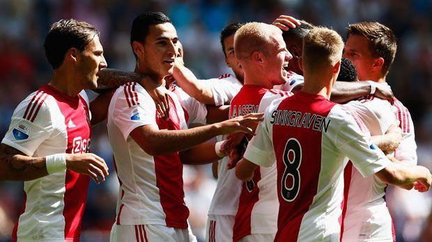 Ajax Amsterdam - Bildquelle: 2015 Getty Images