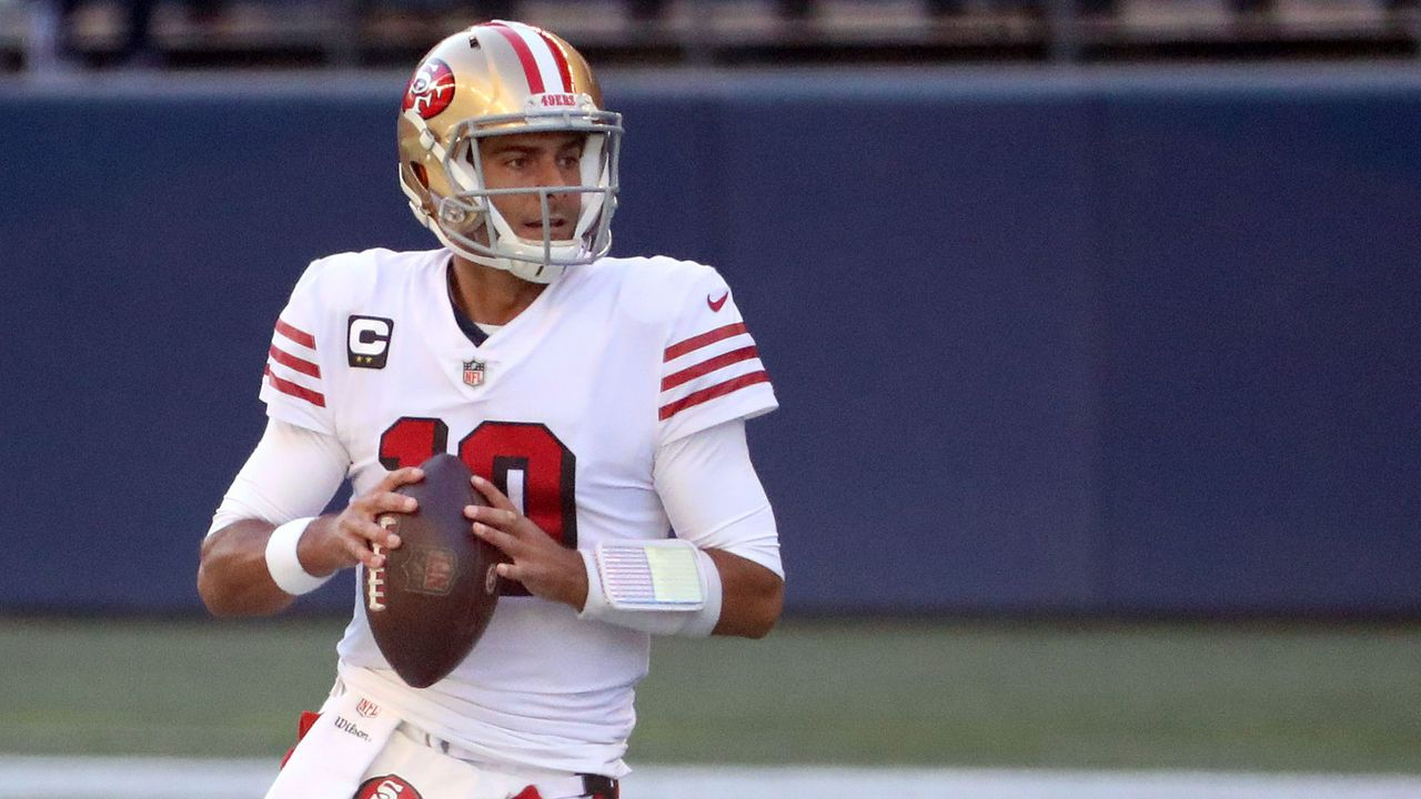 Jimmy Garoppolo (San Francisco 49ers) - Bildquelle: Getty