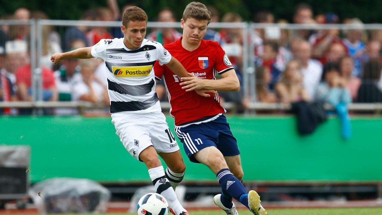 Historie im DFB-Pokal - Bildquelle: getty