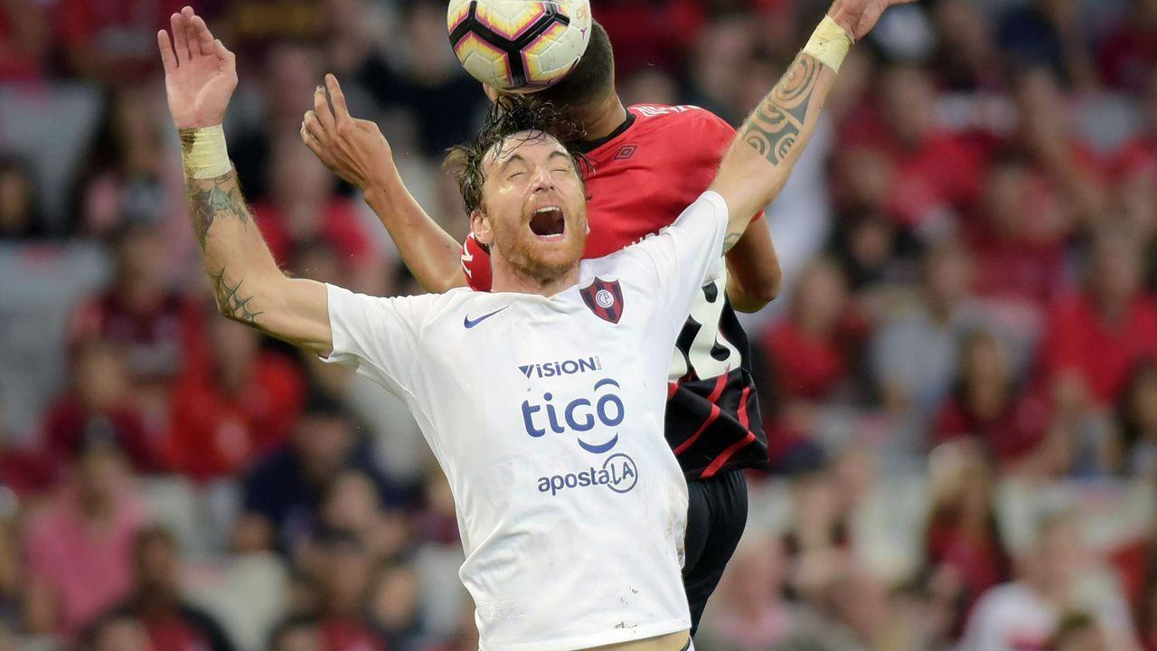 Fernando Amorebieta (Club Cerro Porteno) - Bildquelle: imago images / Fotoarena