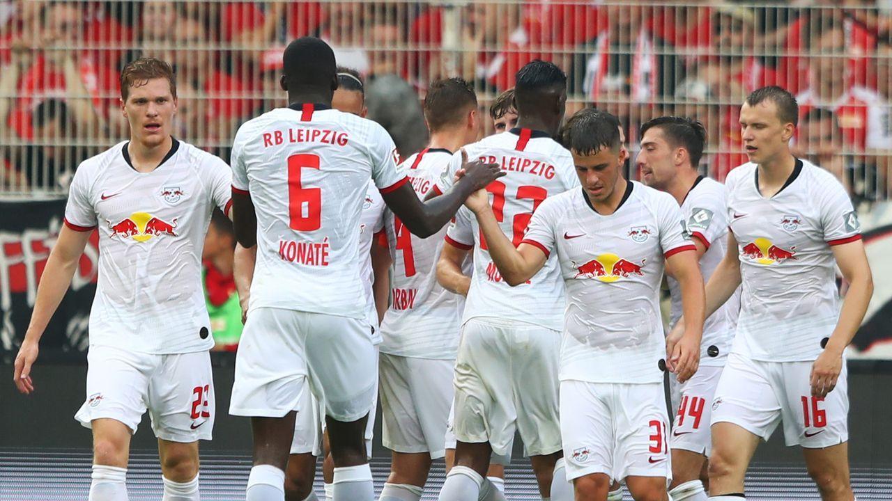 Topf 4: RB Leipzig - Bildquelle: 2019 Getty Images