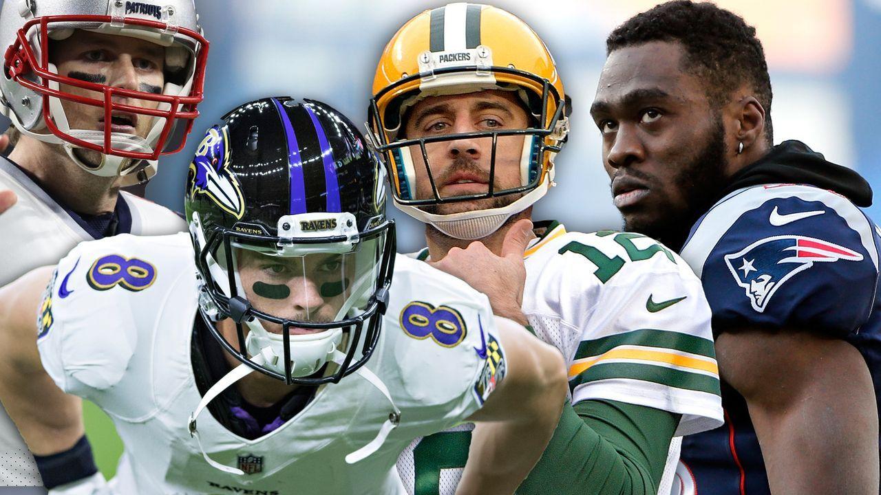 Vegetarier und Veganer in der NFL - Bildquelle: getty/imago