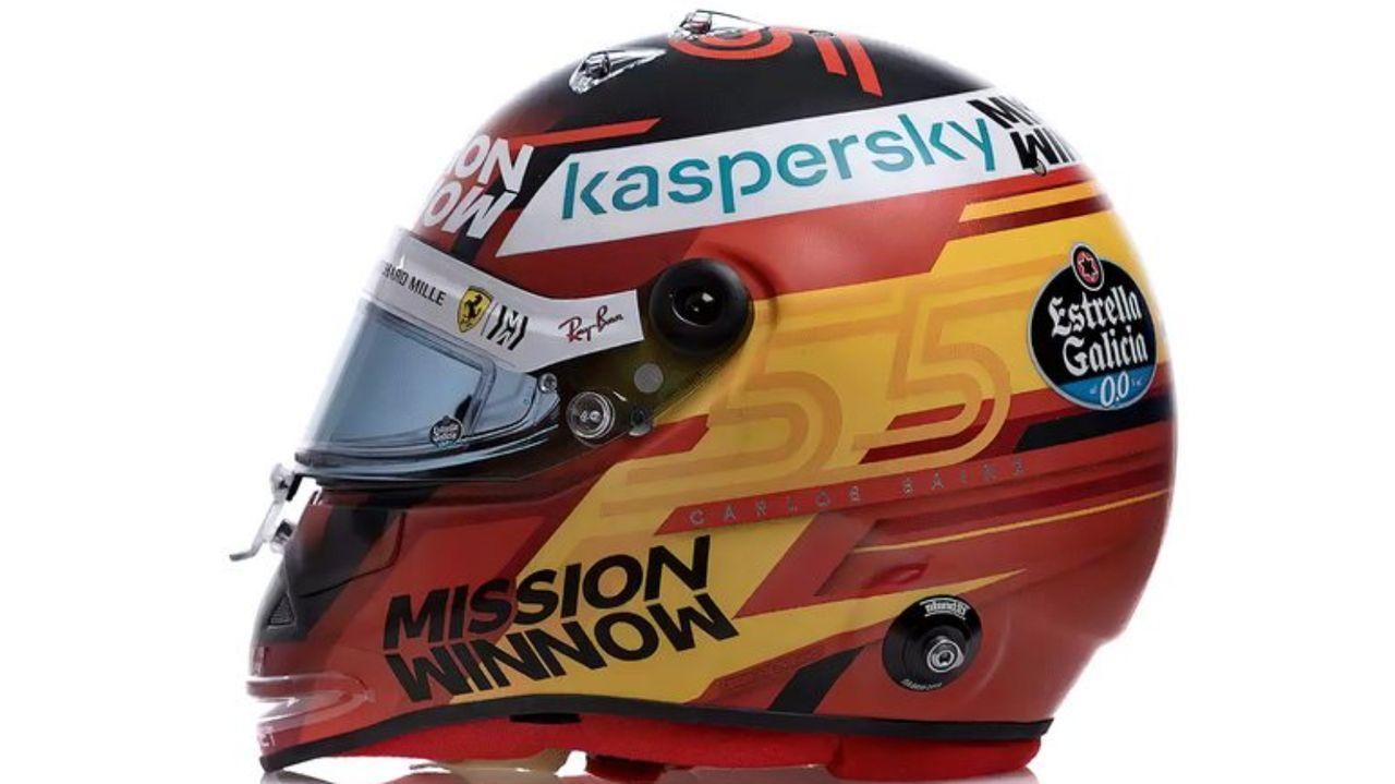 Carlos Sainz (Ferrari) - Bildquelle: Scuderia Ferrari