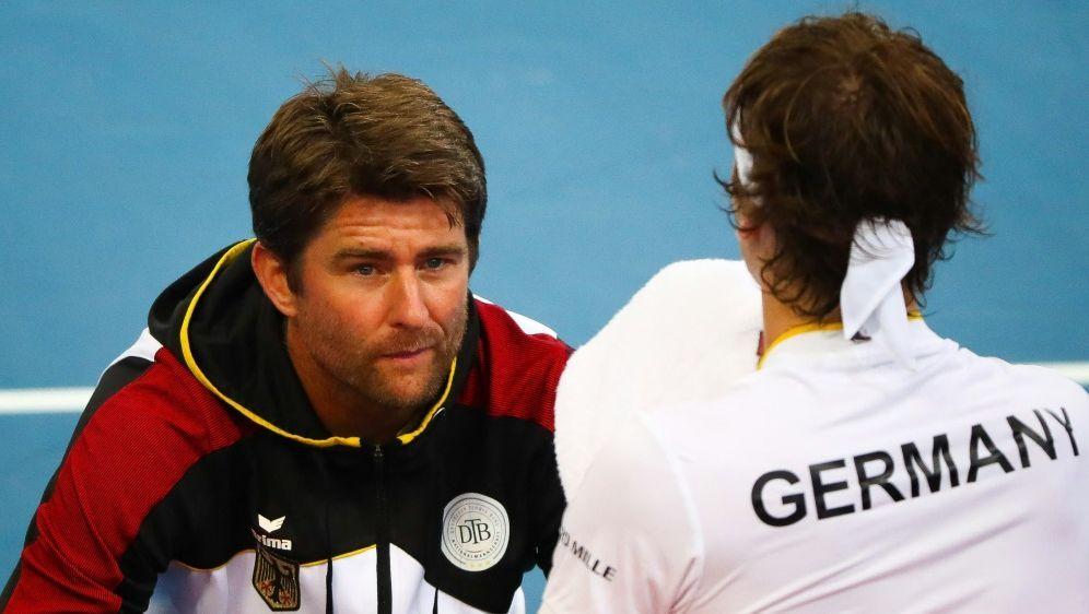 Michael Kohlmann traut Zverev den Wimbledon-Sieg zu - Bildquelle: AFP SIDPATRICK HAMILTON