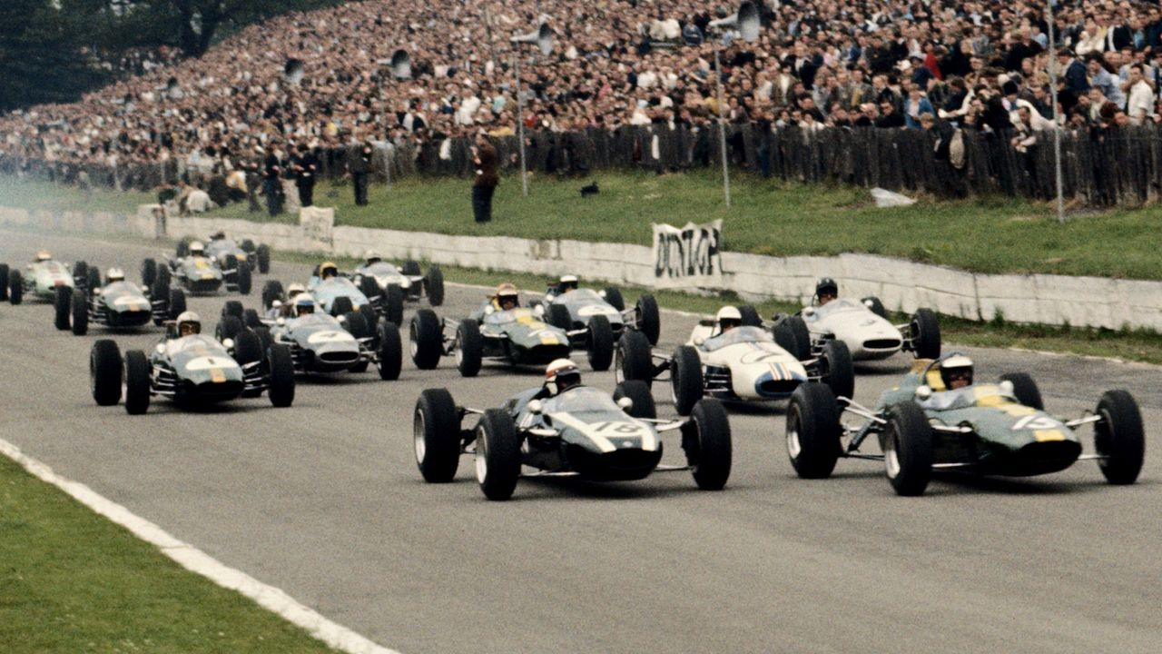 Formel1 (1965)  - Bildquelle: 2011 Getty Images