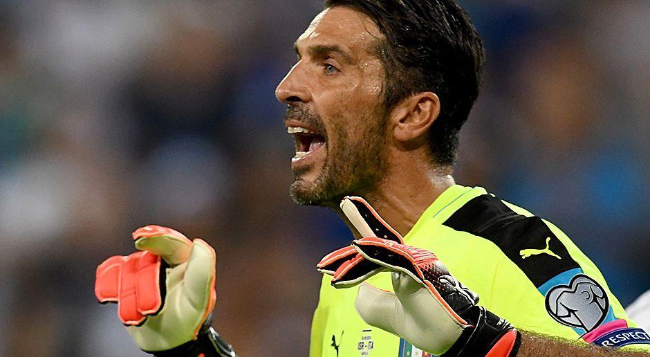Gianluigi Buffon (Italien, Juventus Turin) - Bildquelle: 2016 Getty Images