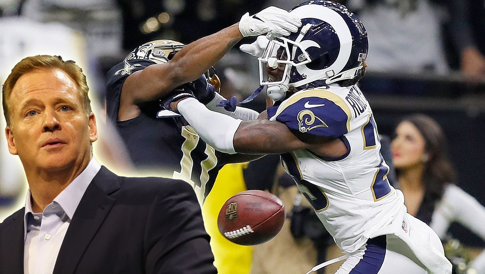 Greift er zu einer drastischen Maßnahme? NFL-Boss Roger Goodell könnte das N... - Bildquelle: Getty Images