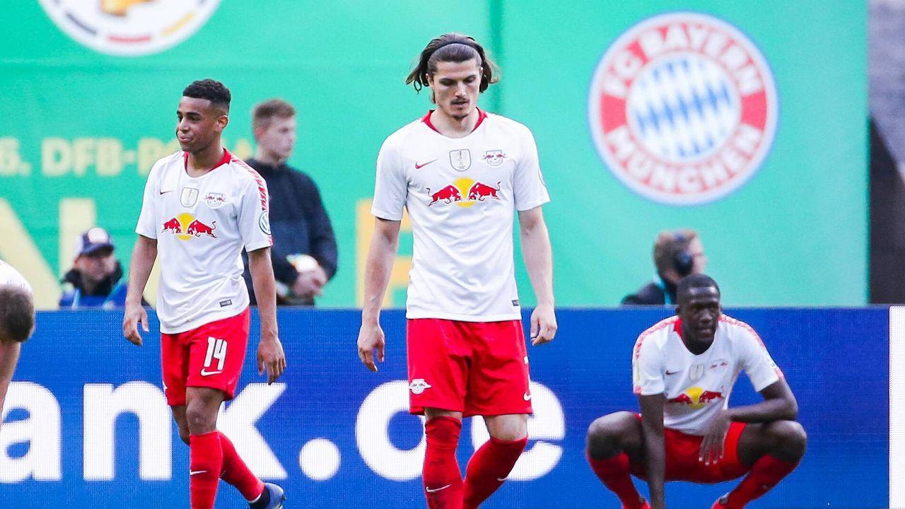 Marcel Sabitzer (RB Leipzig) - Bildquelle: imago