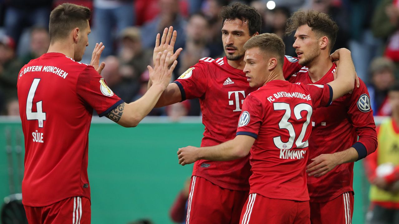 Bayern München gegen Heidenheim: Die Einzelkritik  - Bildquelle: imago