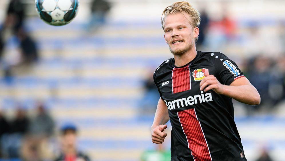 Joel Pohjanpalo verstärkt den Hamburger SV - Bildquelle: Imago