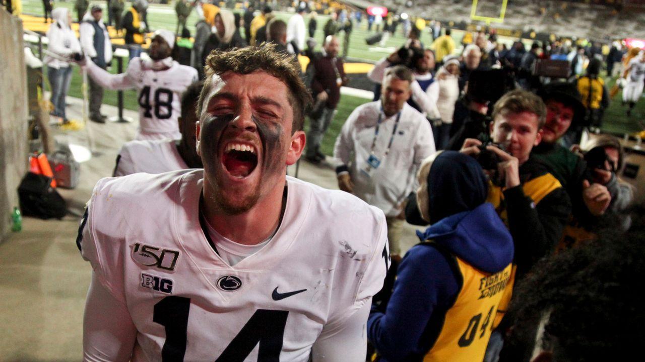 Penn State - Ursprung des Namens - Bildquelle: Getty Images