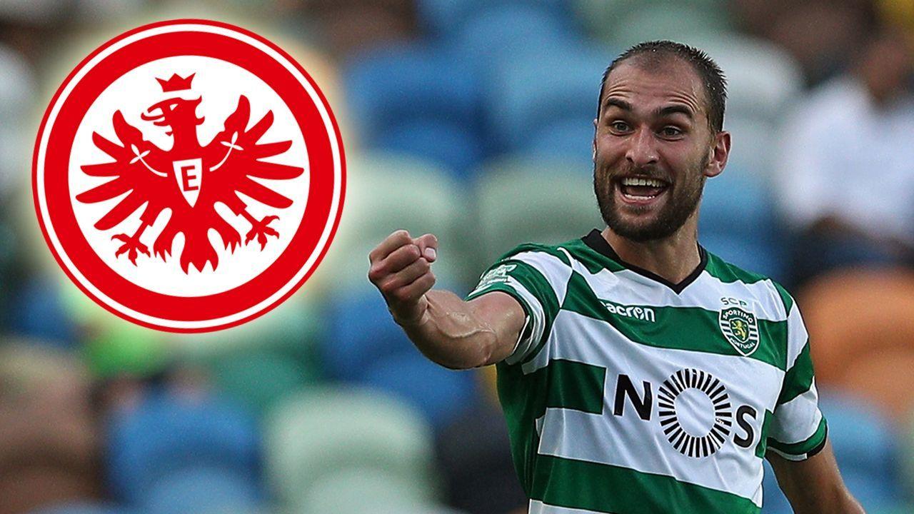 Bas Dost (Eintracht Frankfurt) - Bildquelle: Getty Images