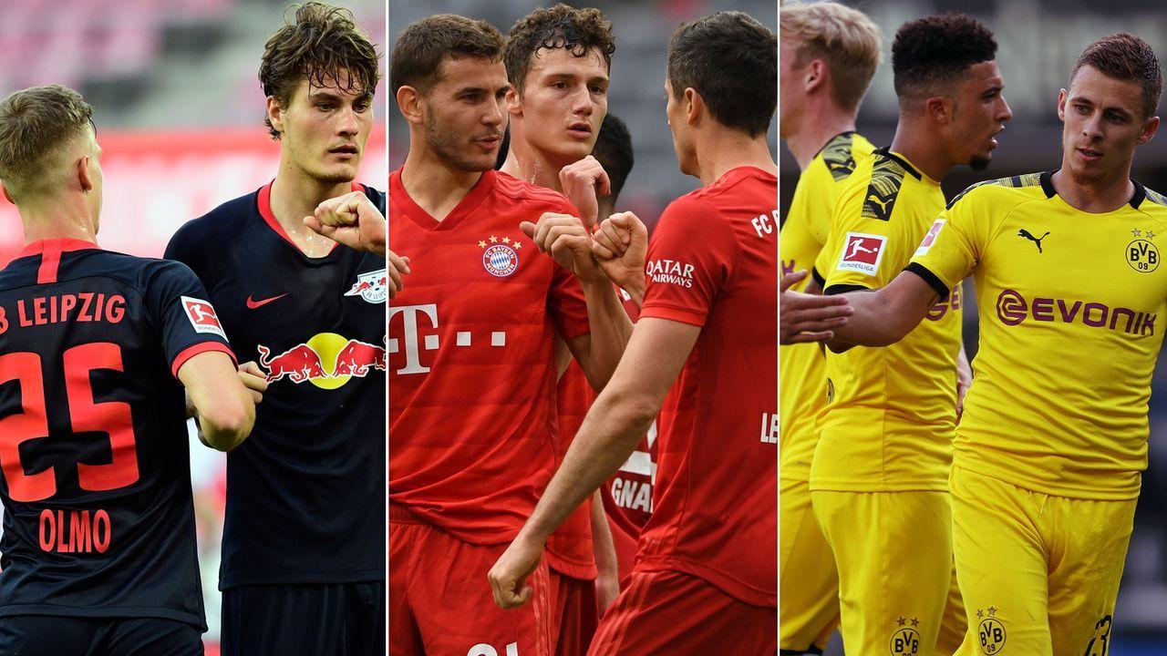 Torfabrik Bundesliga: Klub-Trio sorgt für neuen Rekord - Bildquelle: Getty Images
