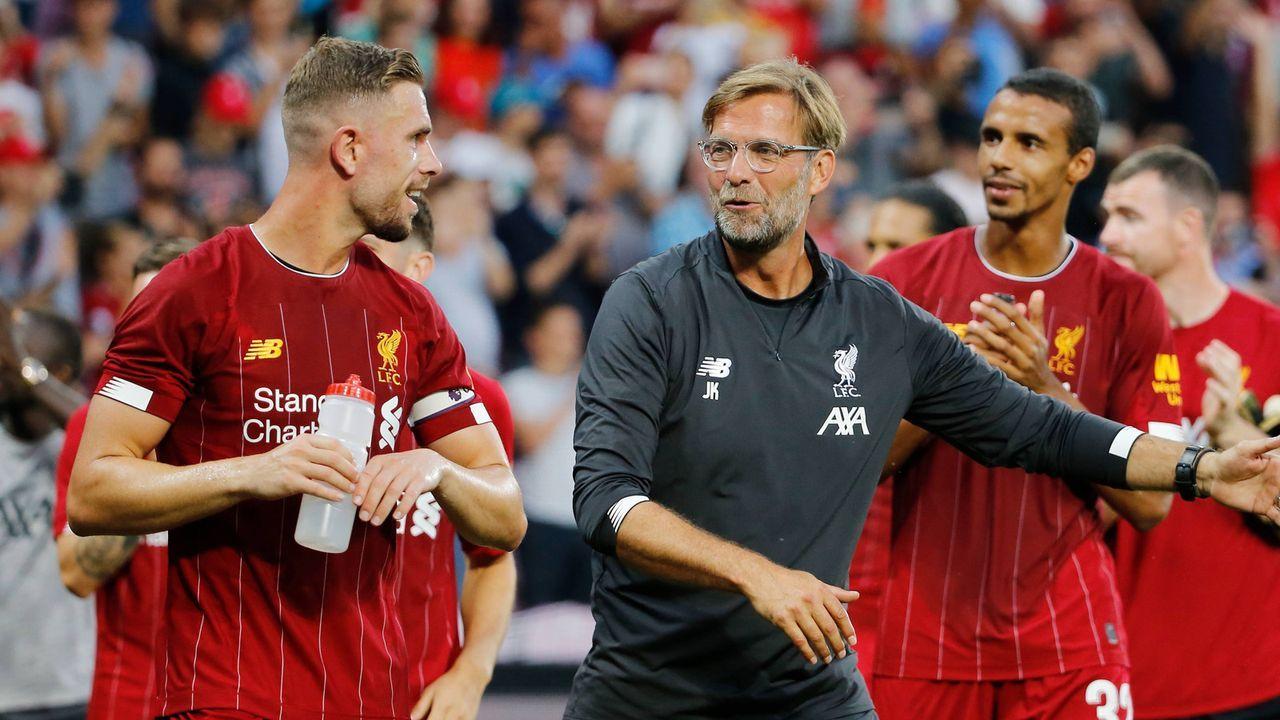 FC Liverpool - Bildquelle: imago images / Geisser