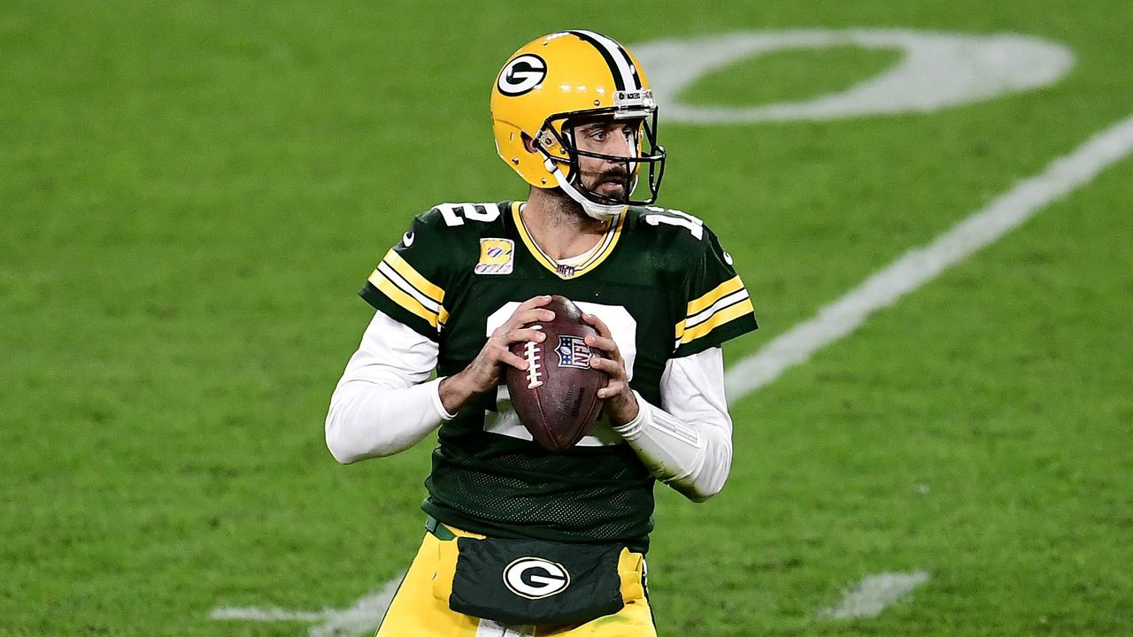 Platz 10: Aaron Rodgers (Green Bay Packers)  - Bildquelle: getty