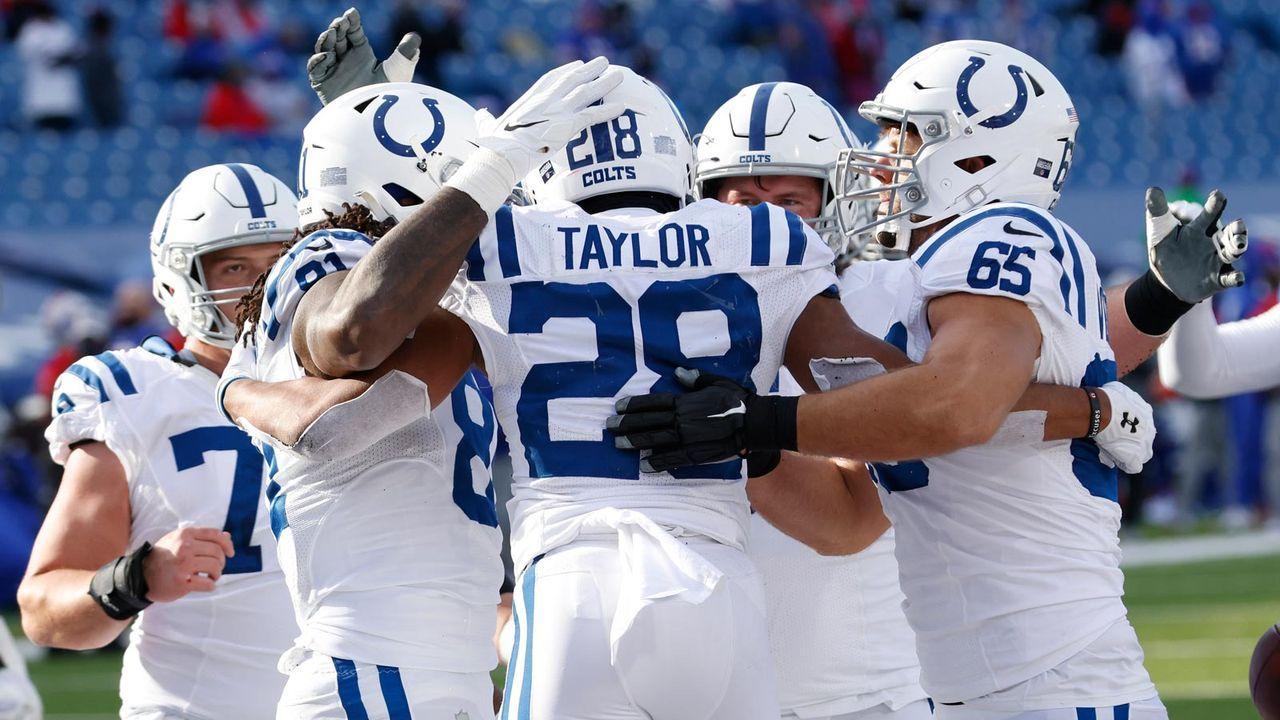 Platz 13 - Indianapolis Colts - Bildquelle: 2021 Getty Images