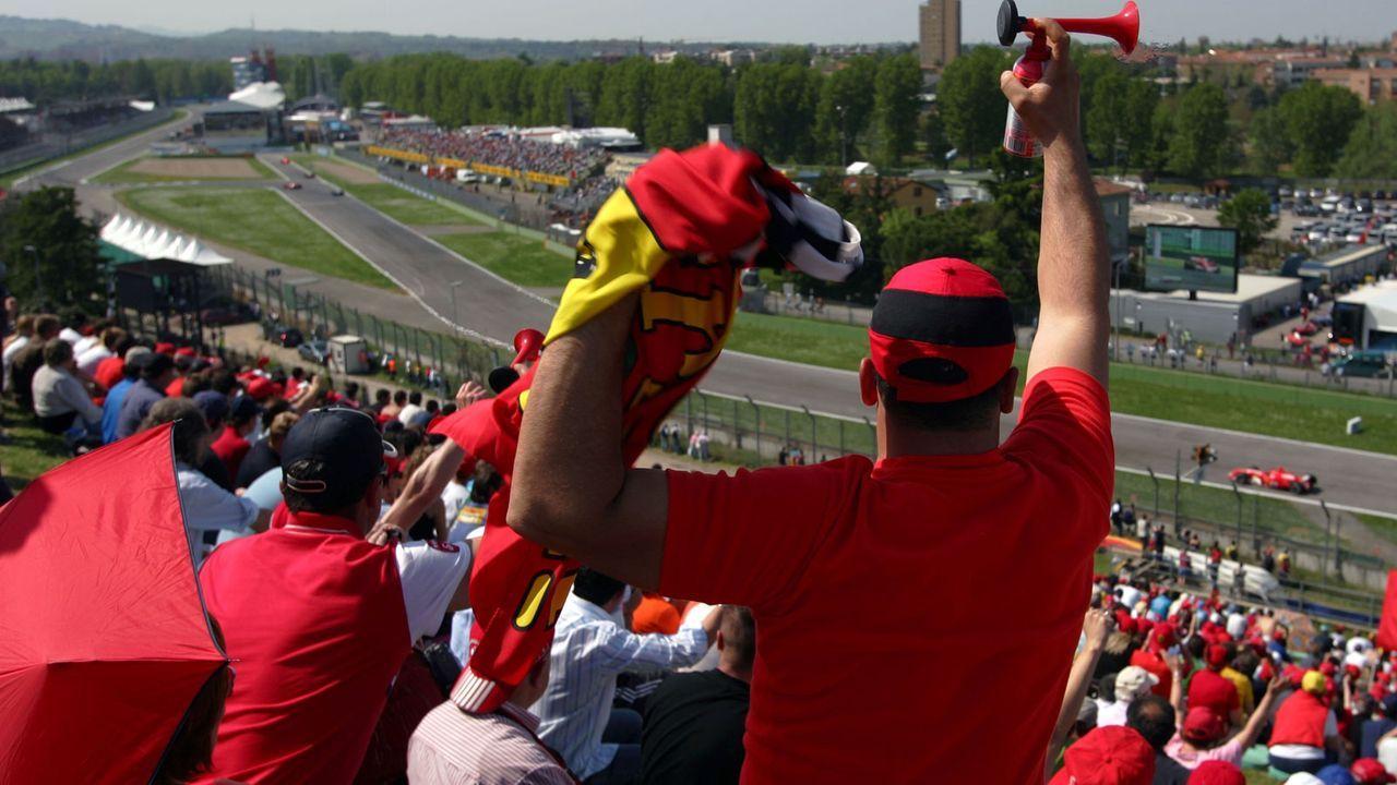 Heimspiel für Ferrari  - Bildquelle: imago images/Motorsport Images