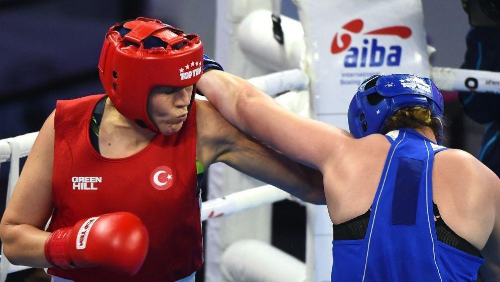 Die Amateurbox-WM 2023 wird in Taschkent stattfinden - Bildquelle: AFPSIDCHANDAN KHANNA