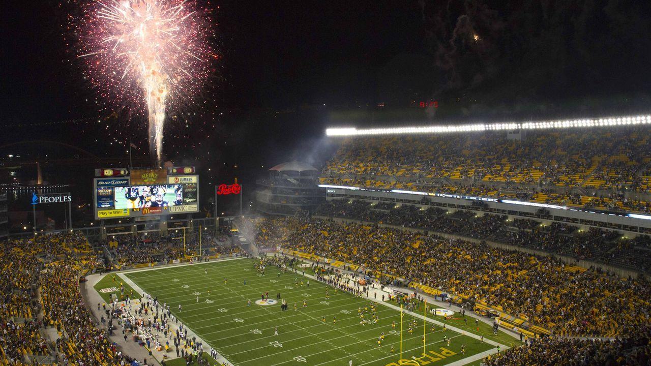 1. Pittsburgh - Bildquelle: imago/ZUMA Press