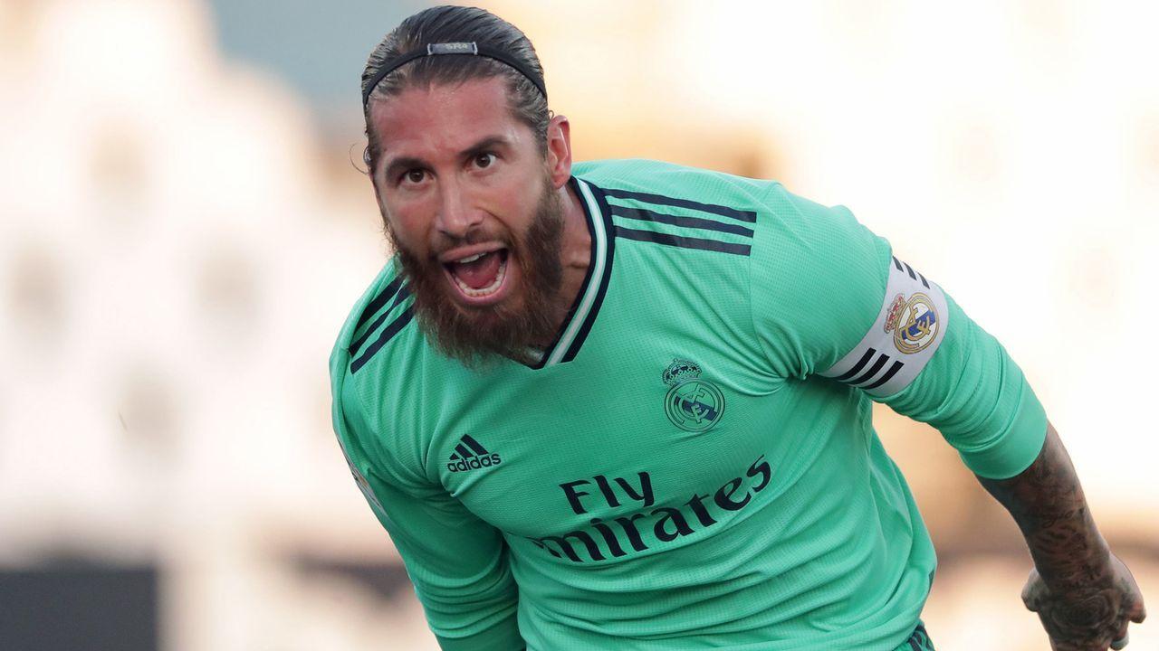 Real Madrid - Bildquelle: 2020 Getty Images