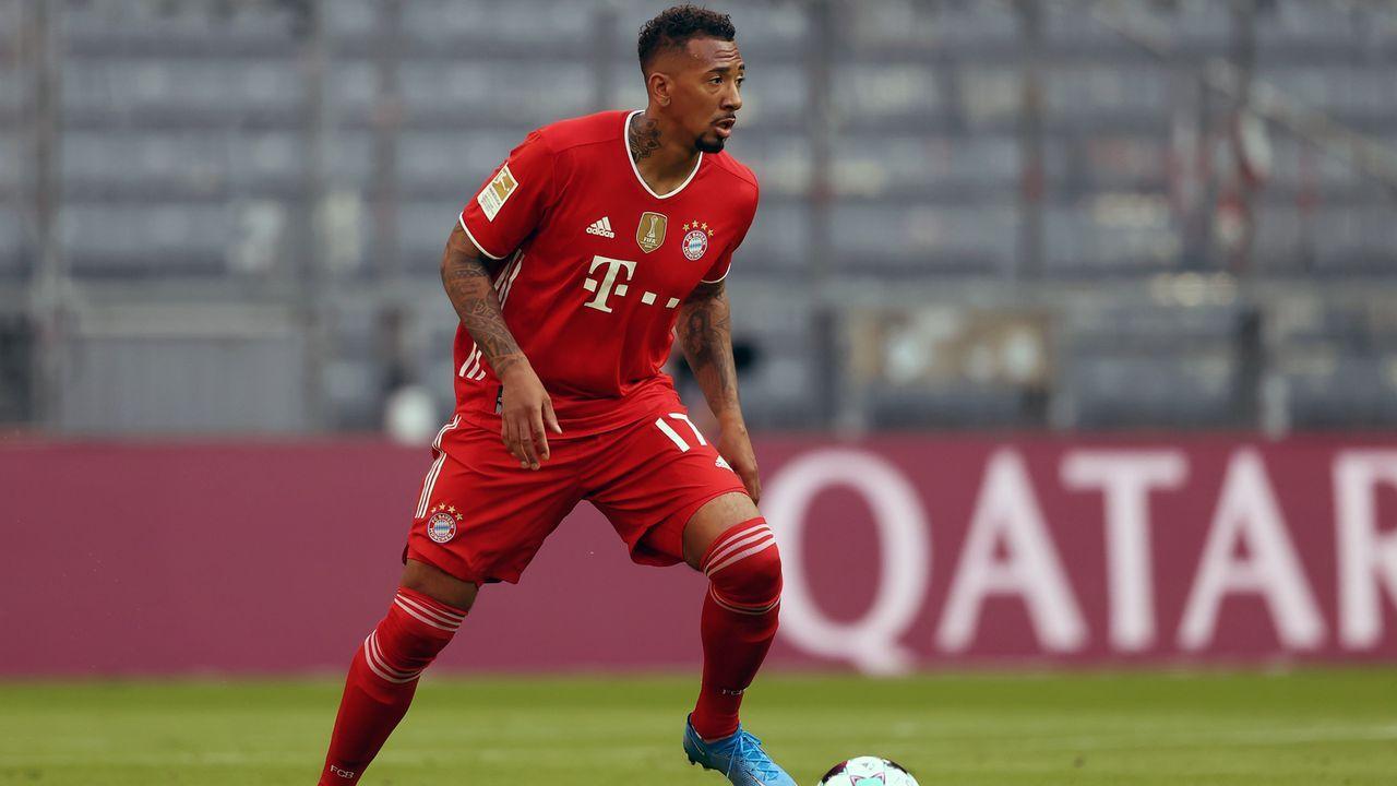 Jerome Boateng (seit 2011 beim FC Bayern München) - Bildquelle: 2021 Getty Images