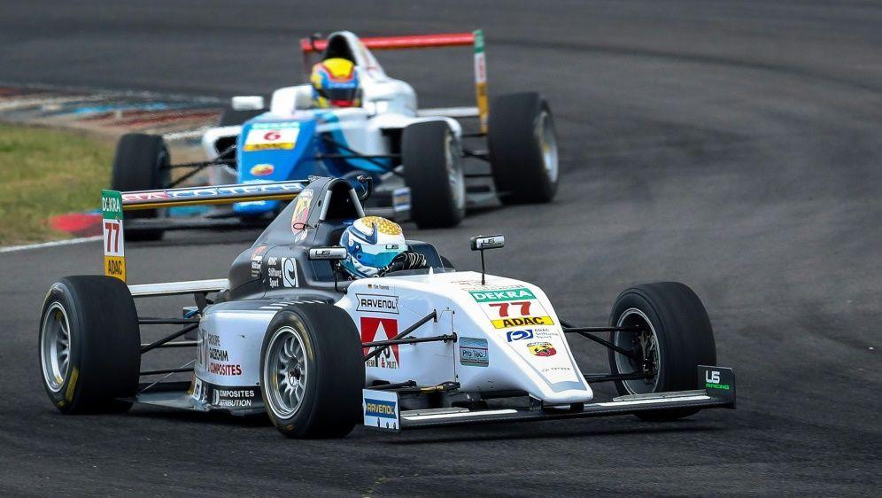 Tim Tramnitz erreicht sein erstes Podium in der Formel 4 - Bildquelle: ADAC MotorsportADAC MotorsportADAC Motorsport