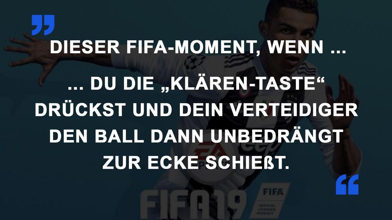 FIFA Momente klären