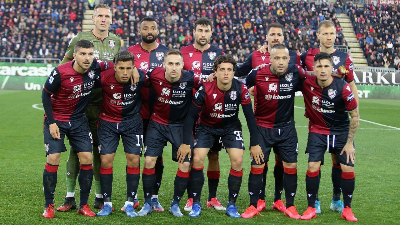 13. Cagliari Calcio - Bildquelle: 2020 Getty Images