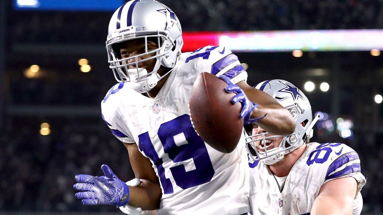 Welchen Cooper-Kurs fahren die Cowboys? - Bildquelle: 2018 Getty Images
