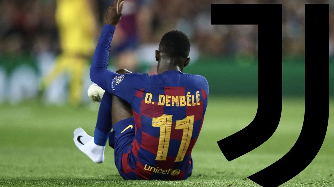 Ousmane Dembele (FC Barcelona) - Bildquelle: Getty