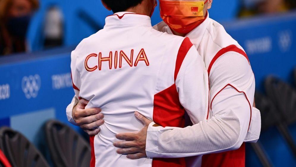 Tokio: Liu Yang gewinnt Gold an den Ringen - Bildquelle: AFPSIDLoic VENANCE