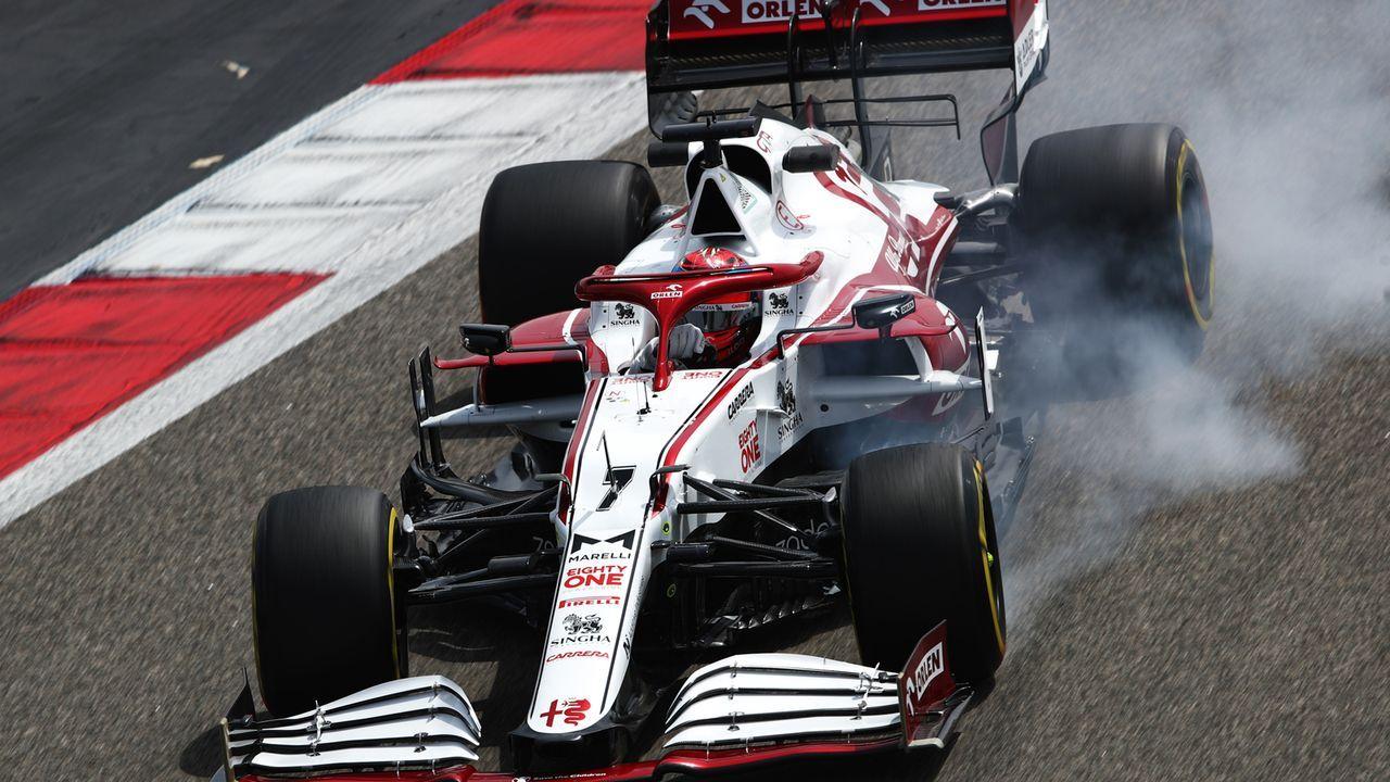 Gewinner: Alfa Romeo - Die aufstrebendsten Hinterbänkler - Bildquelle: 2021 Getty Images