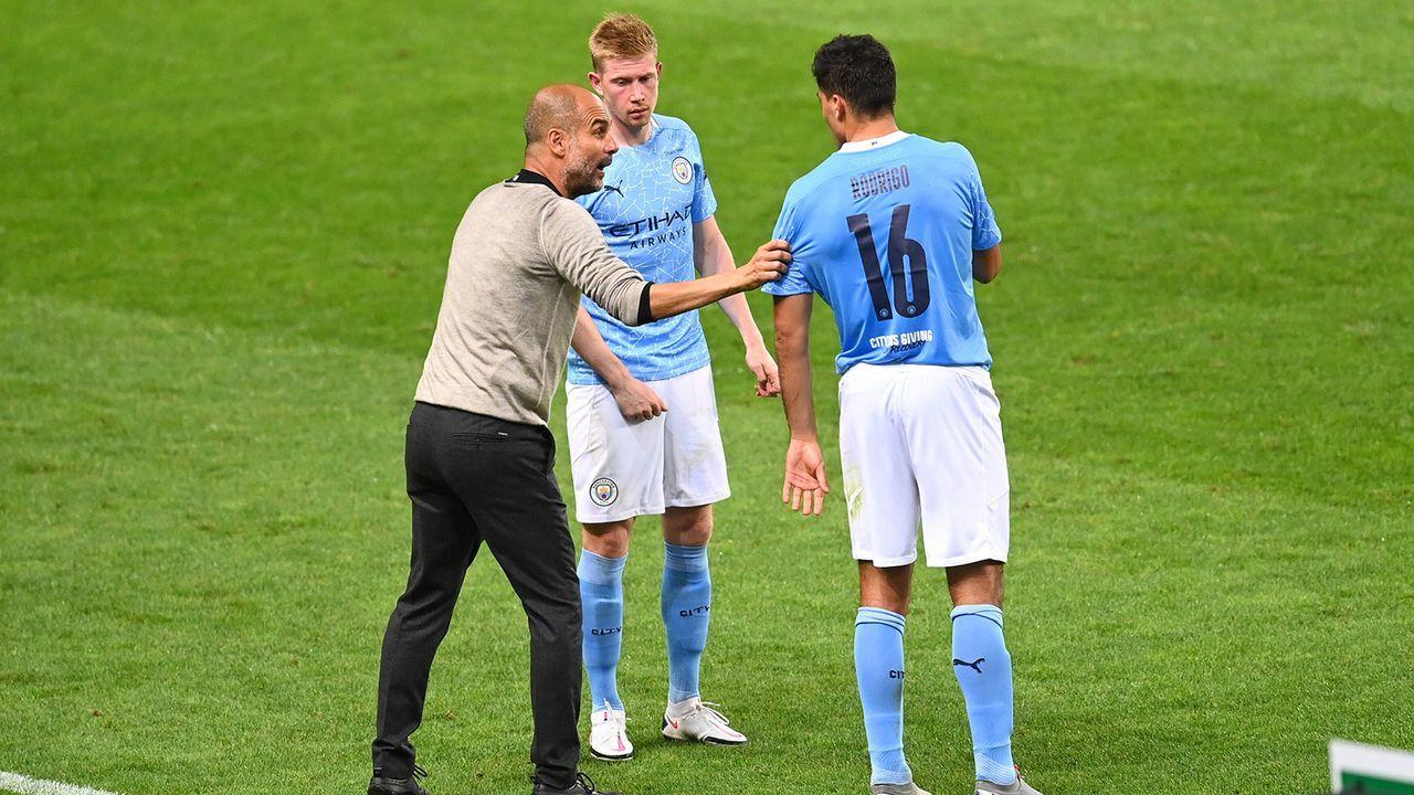 Platz 2: Manchester City