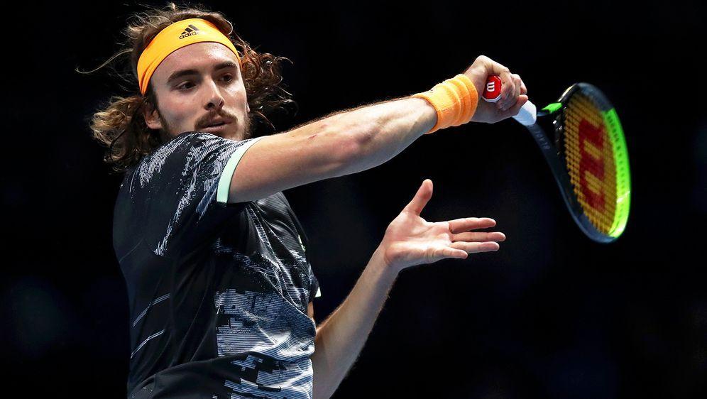 Stefanos Tsitsipas gewinnt die ATP Finals in London - Bildquelle: Getty Images