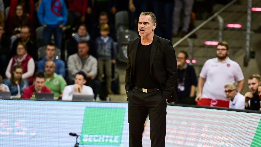 Dirk Bauermann trainierte das DBB-Team von 2003 bis 2011 - Bildquelle: SID