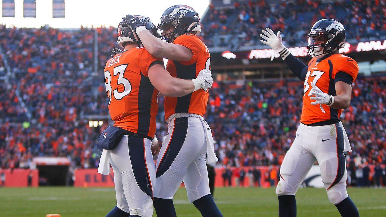 Denver Broncos - Bildquelle: imago images/Icon SMI
