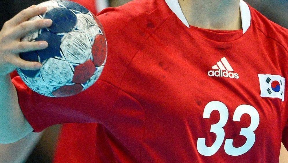 Südkorea hält sich bei der Handball-WM schadlos - Bildquelle: firo Sportphotofiro SportphotoSIDfiro SportphotoKai Griepenkerl