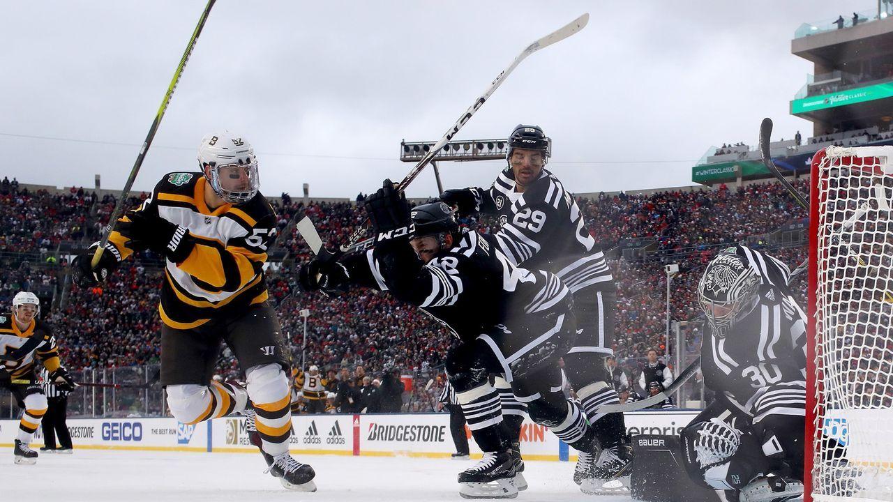 NHL - Bildquelle: 2019 Getty Images