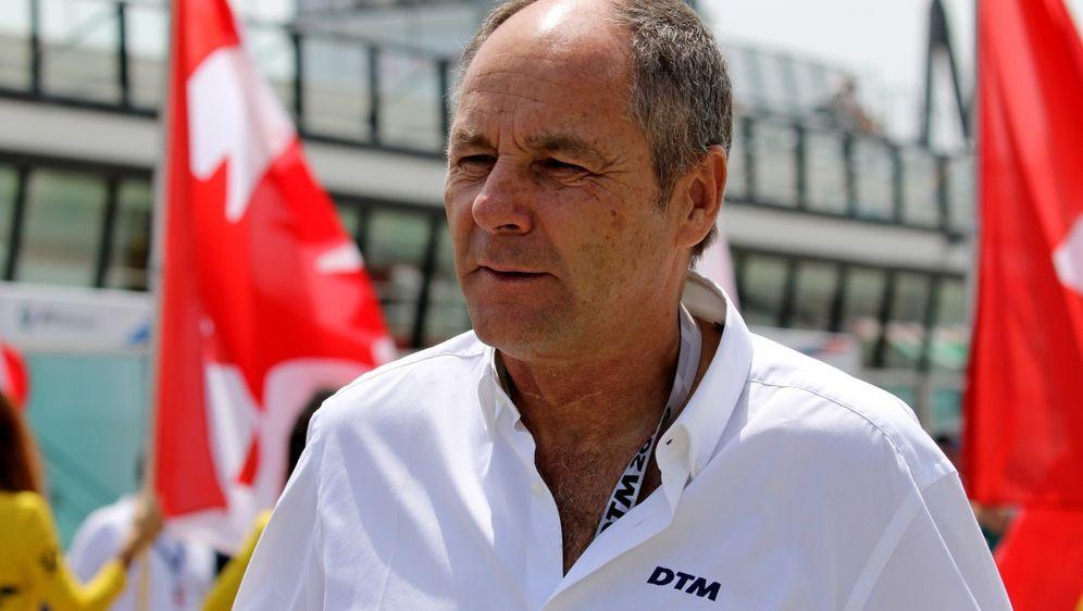 DTM-Chef Gerhard Berger spricht erstmals von einem möglichen Aus für die Tou... - Bildquelle: ITR