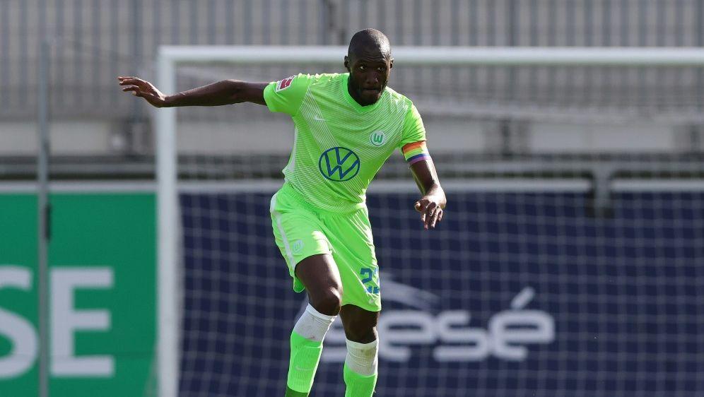 Wolfsburg: Kapitän Guilavogui wird gegen Bremen fehlen - Bildquelle: FIROFIROSID