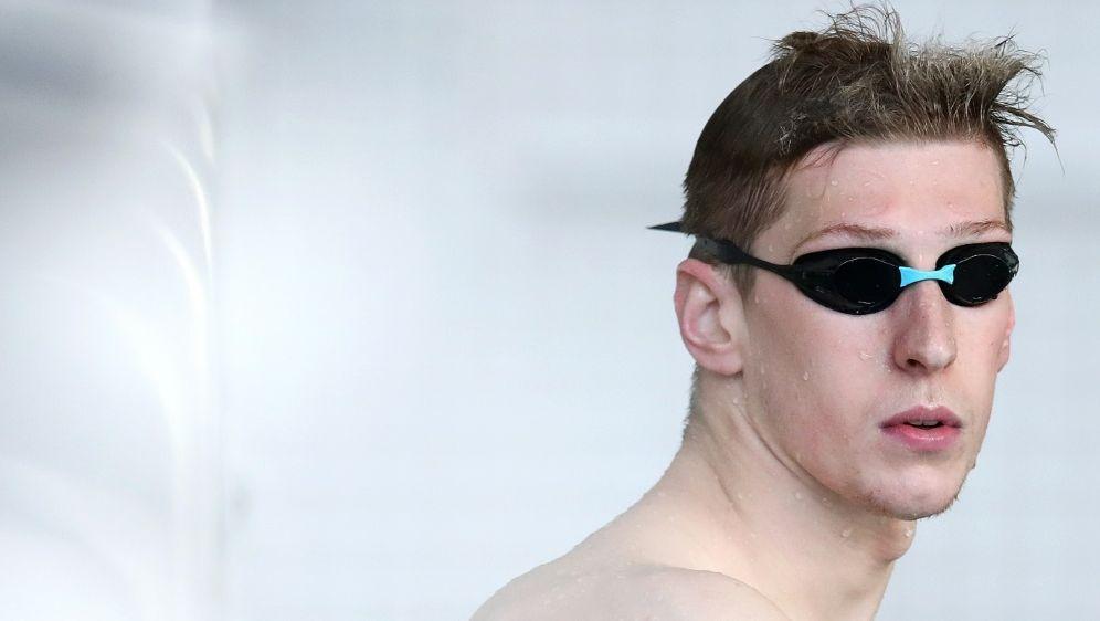 Florian Wellbrock peilt weiter Olympia-Coup an - Bildquelle: AFPSIDRONNY HARTMANN