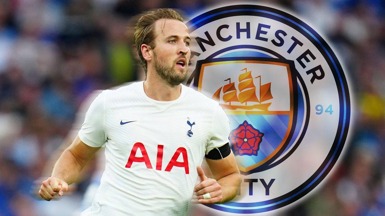 Harry Kane (Tottenham Hotspur) - Bildquelle: Imago Images
