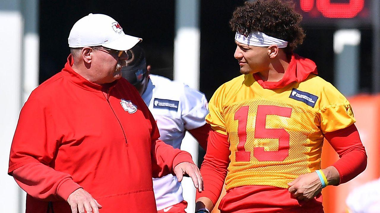 NFL und NFLPA einigen sich auf Training- und Spielkonzept - Bildquelle: Getty Images