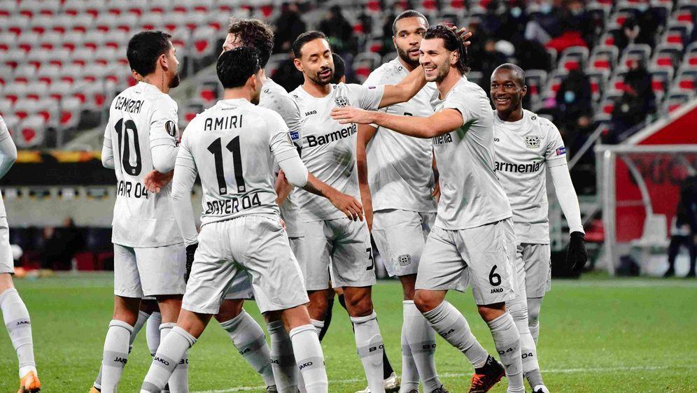 Europa League: Leverkusen zieht in die K.o.-Phase ein - Bildquelle: imago