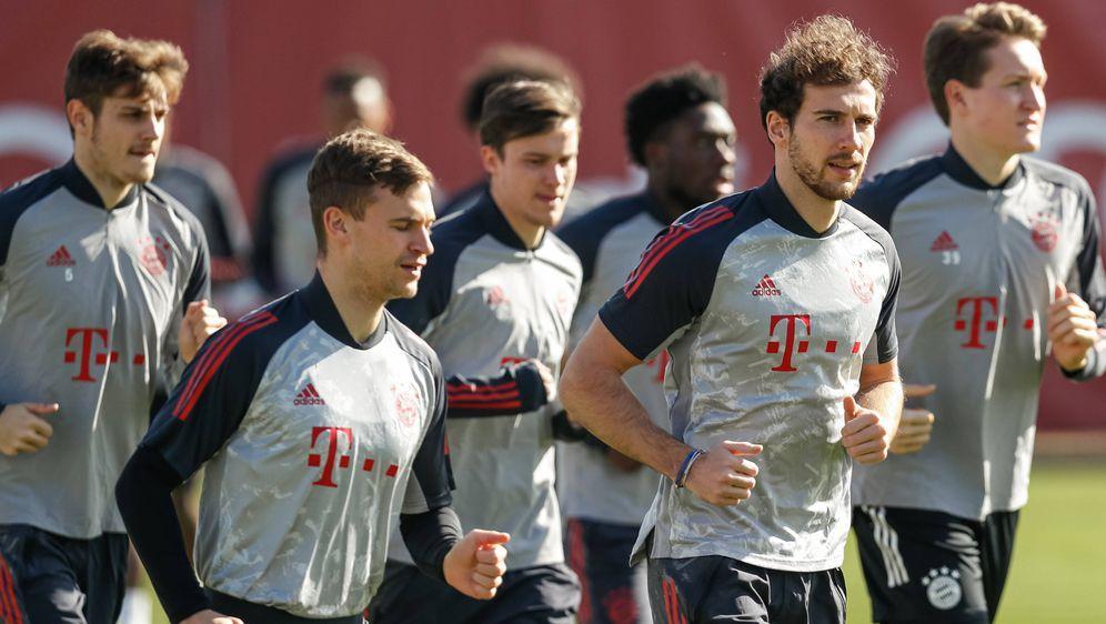 - Bildquelle: imago images/FC Bayern München