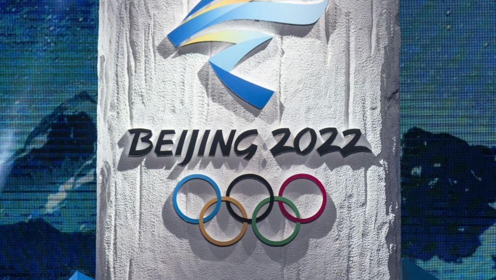 Peking veröffentlicht Slogan für die Winterspiele - Bildquelle: AFPSIDFRED DUFOUR