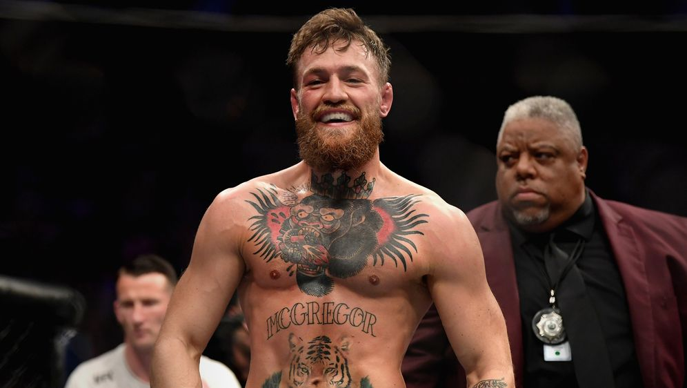 Conor McGregor: Bald zurück im Octagon? - Bildquelle: 2018 Getty Images