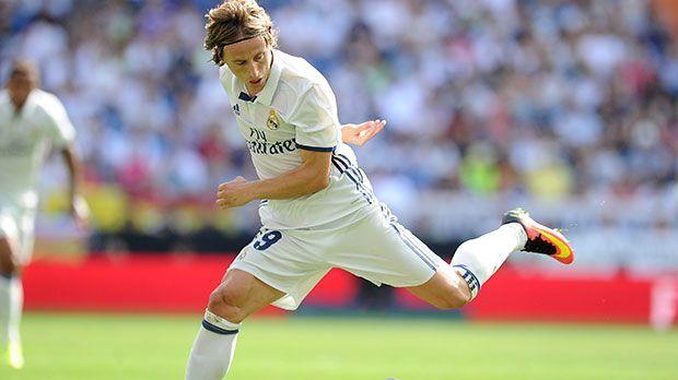 Luka Modric (Kroatien, Real Madrid) - Bildquelle: 2016 Getty Images