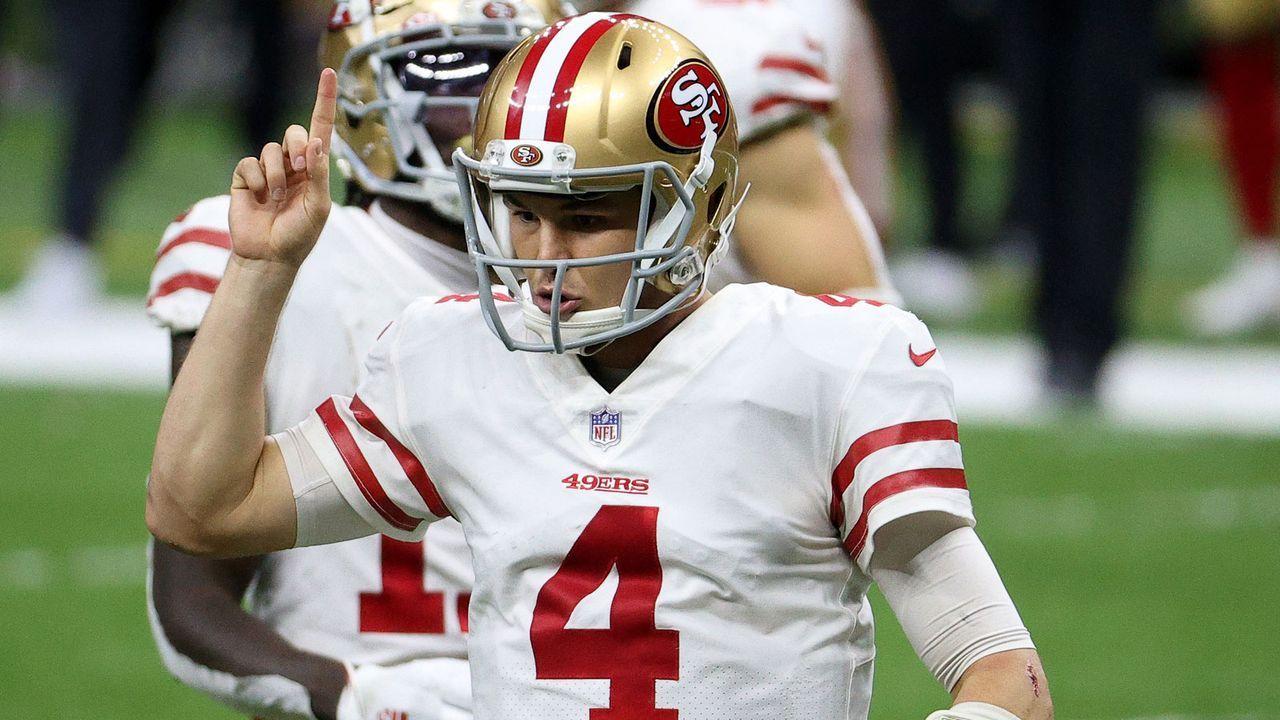San Francisco 49ers - Bildquelle: Getty Images